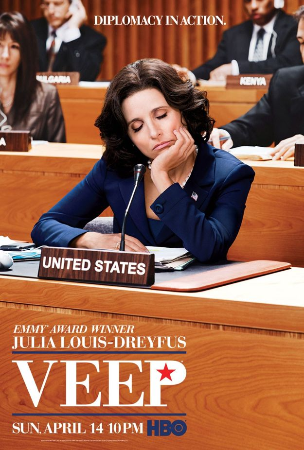 Veep S2 Key Art Take A Look At Hilarious Veep Season Two Key Art And Trailer 