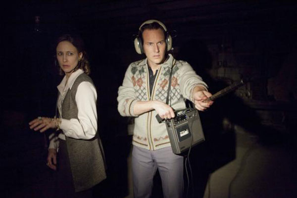 Vera Farmiga Patrick Wilson The Conjuring Box Office Predictions: James Wan To Conjure Big Scares And Big Money