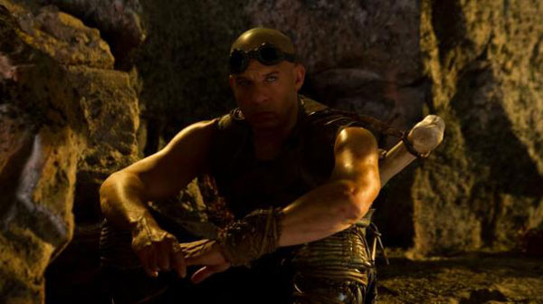 Vin Diesel in Riddick Box Office Predictions: Riddick To Win The Weekend By Default