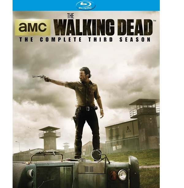 Walking Dead The Complete Third Season The Walking Dead: The Complete Third Seasons Zombie Head Tank Gets Unboxed