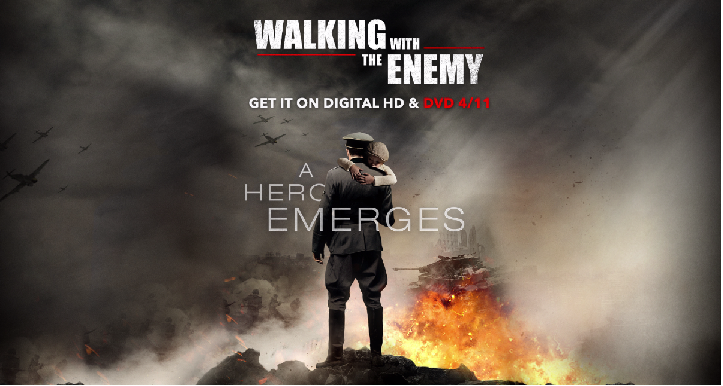 Walking with the Enemy Exclusive DVD Featurette