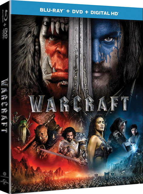 Warcraft Blu-ray Givaway Chronicles a Spectacular Saga of Power and Sacrifice