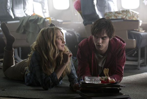 Warm Bodies ShockYa Presents The Movie Night Podcast with Rudie & Perri; Warm Bodies