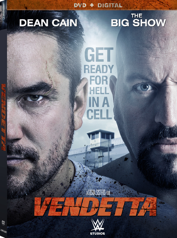 Watch Dean Cain Go On a Vendetta in Action Drama's DVD Twitter Giveaway