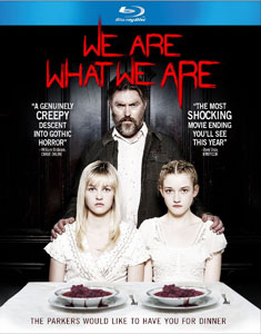 We Are What We Are on Blu-ray