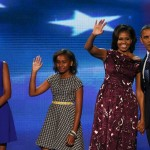 White House Banned Paparazzi Photos of Sasha and Malia Obama on Hawaii Beach 150x150 Sasha Obama Dazzles in Chris Benz Skirt at Presidential Election Night Speech