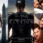 White House Down Elysium This Is The End 150x150 Movie News Cheat Sheet: Hardy Locked For Splinter Cell, Harington Nearing Pompeii And Skarsgard Top Choice For Tarzan