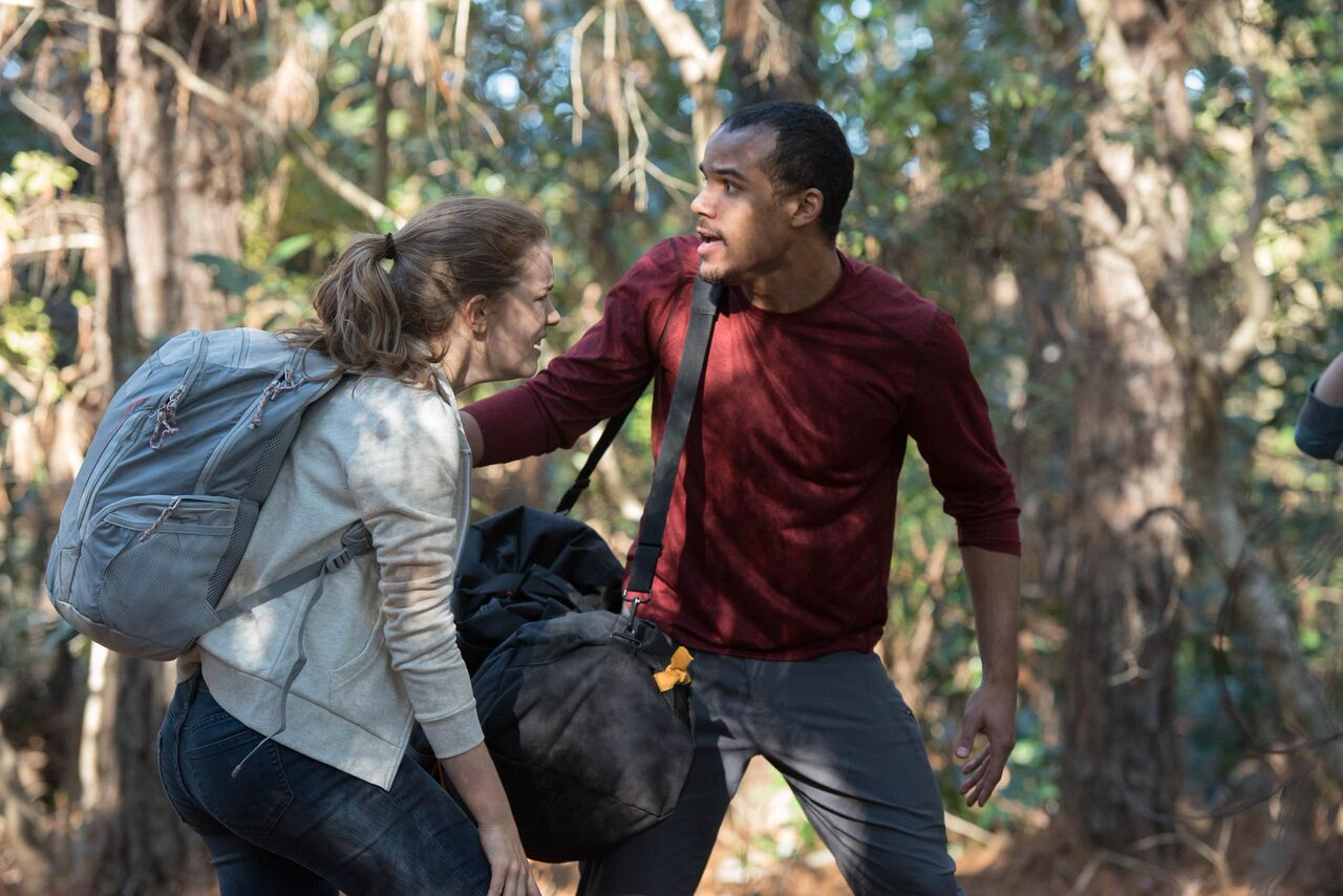 Willa Fitzgerald and Jacob Artist Blood Money