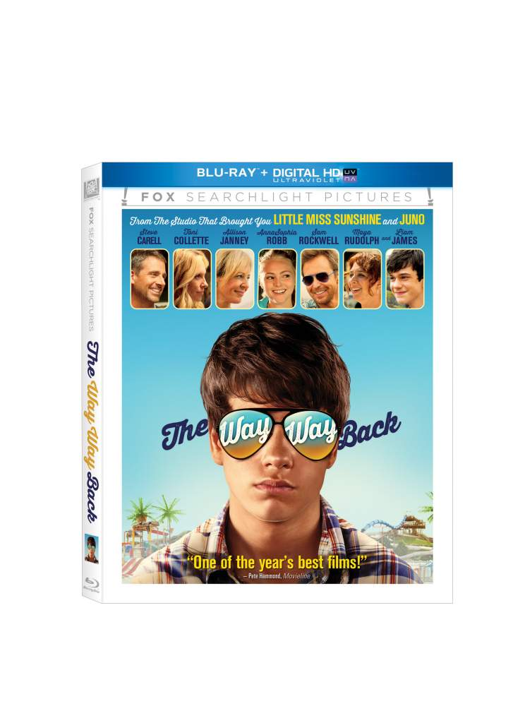 Enter to Win The Way, Way Back Blu-ray in ShockYa's Twitter Giveaway!