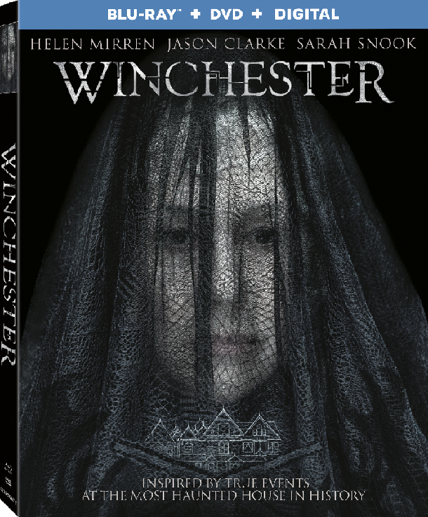 Enter The Horrific Unknown With Winchester Blu-ray Combo