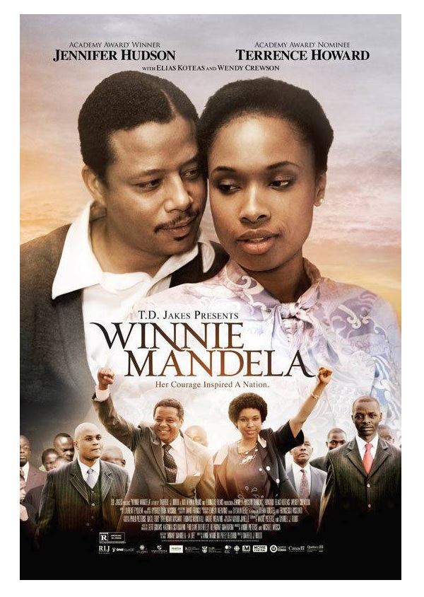 Winnie Mandela poster Winnie Mandela Movie Review