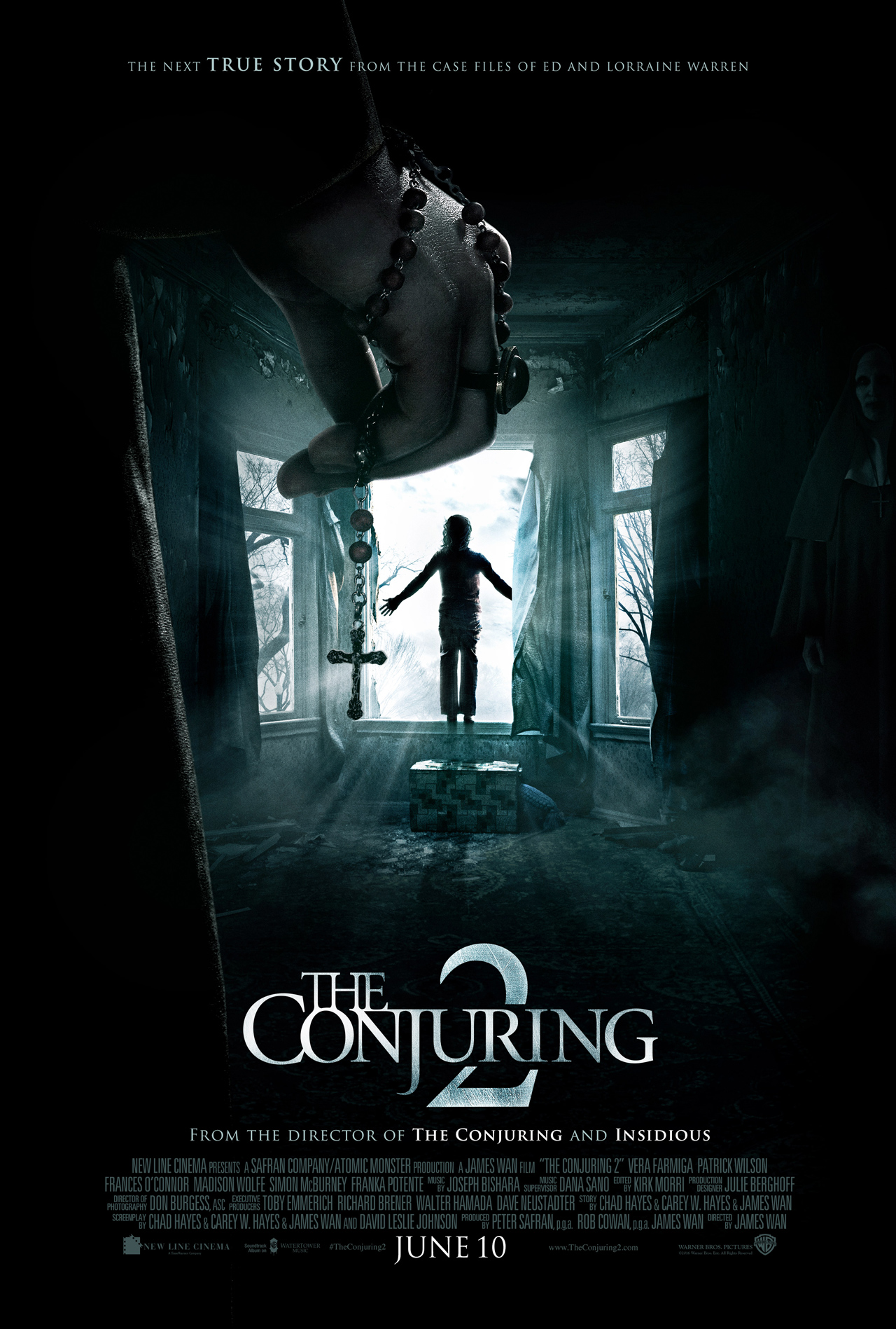 Witness Strange Happenings in Enfield in New The Conjuring 2 Featurette