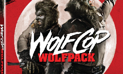 WolfCop WolfPack Cover