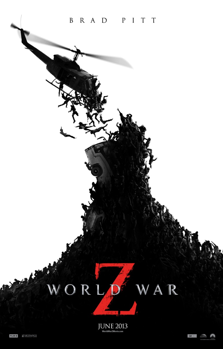 Watch The New Trailer for Brad Pitts World War Z Here