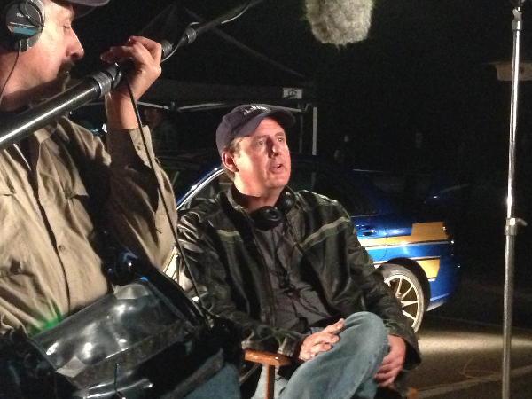 Writer-director Declan O'Brien on Joy Ride 3 Roadkill Set