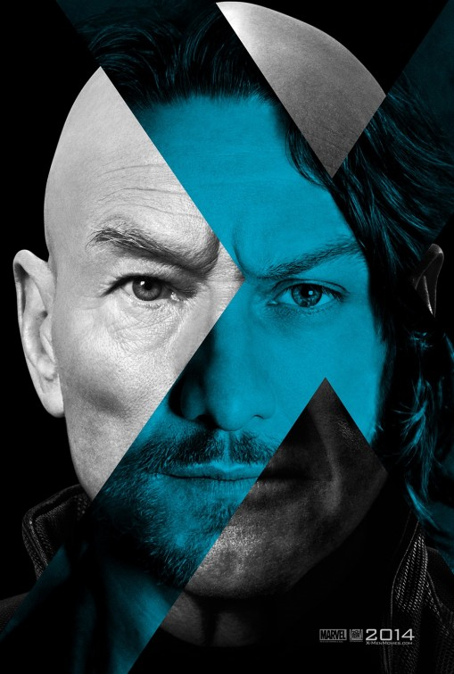 X-Men Days of Futures Past Character Poster 1