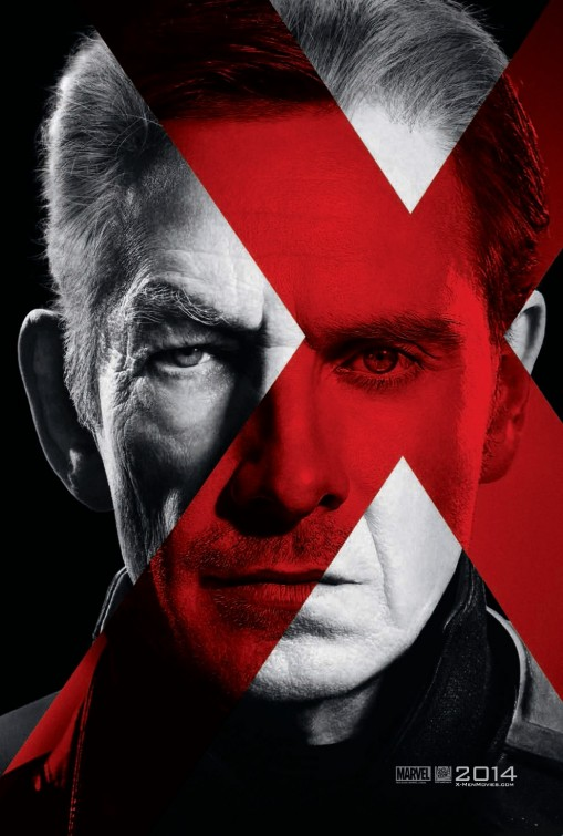 X Men Days of Futures Past Character Poster 2 Two New X Man: Days of Future Past Character Posters