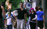 Zach Braff and Joey King in Wish I Was Here