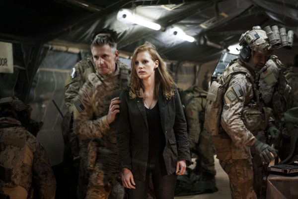 Zero Dark Thirty2 Box Office Predictions: Jessica Chastain vs. Jessica Chastain