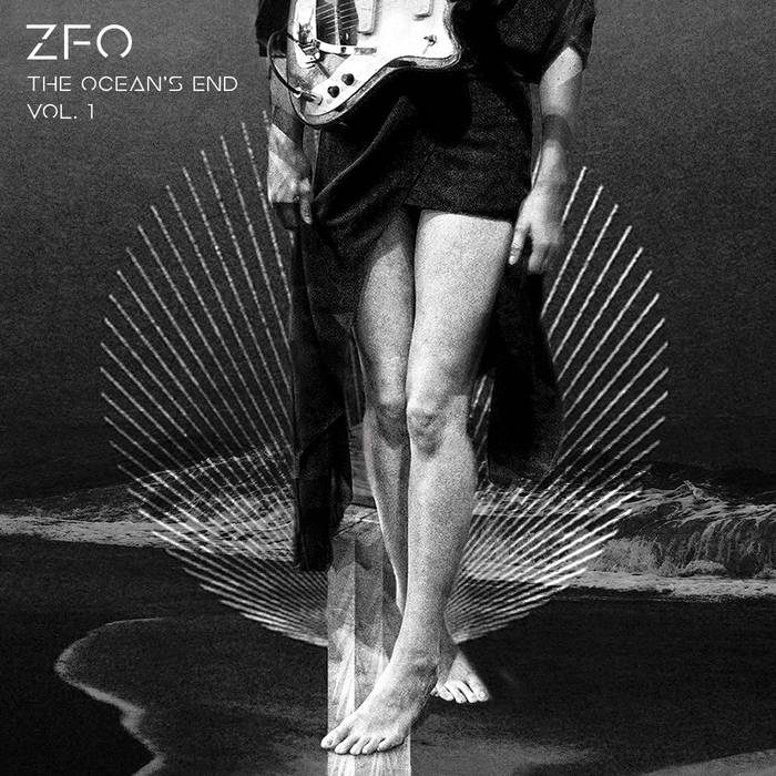 Zero Frequency Vol, 1 The Oceans's End Cover