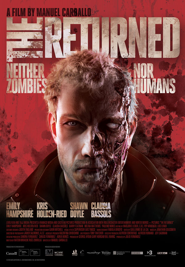 Zombies Once Again Walk the Earth in The Returned Official Trailer