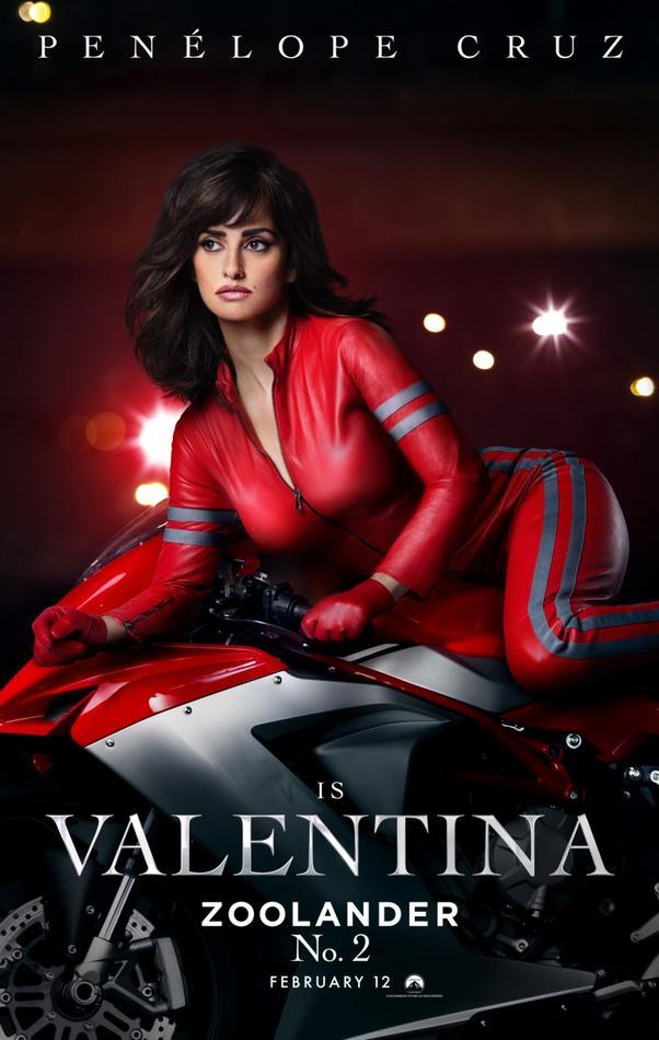 Zoolander No. 2-Penelope Cruz as Valentina