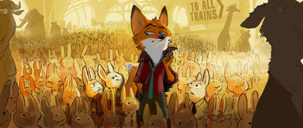 Zootopia Movie News Cheat Sheet: D23 Highlights, Sophia Grace's Big Screen Debut & More
