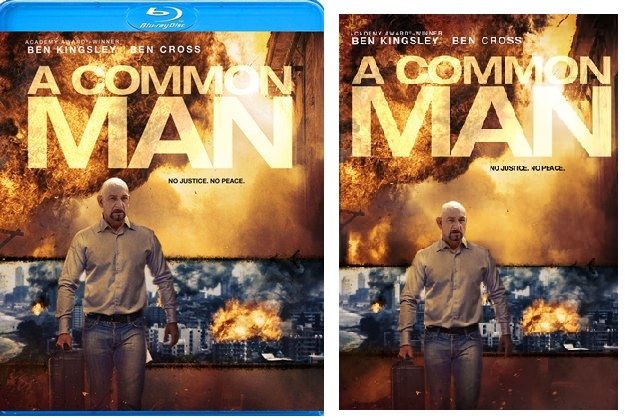 A Common Man Out On DVD And Blu-ray May 21 A Common Man Dvd
