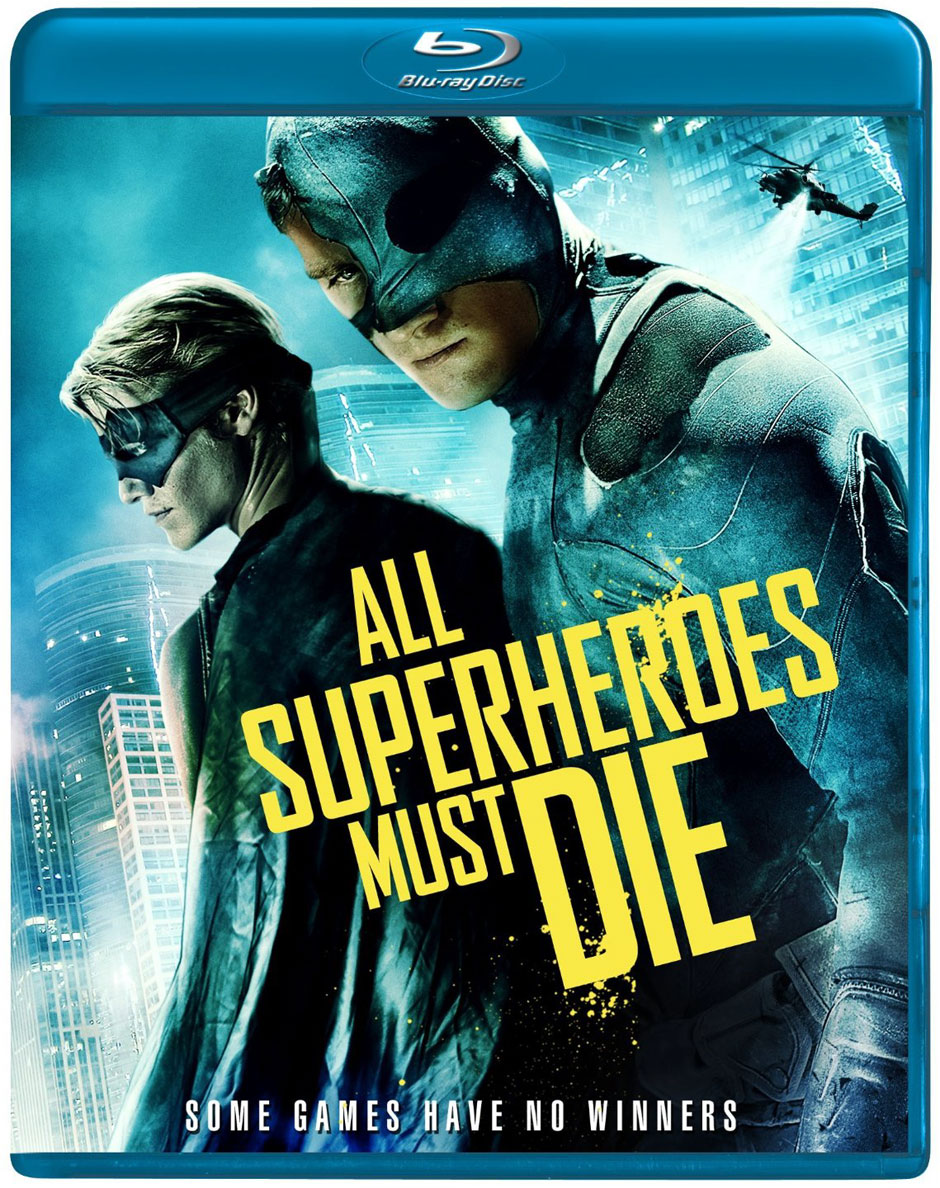 all superheroes must die All Superheroes Must Die On DVD And Blu ray January 29