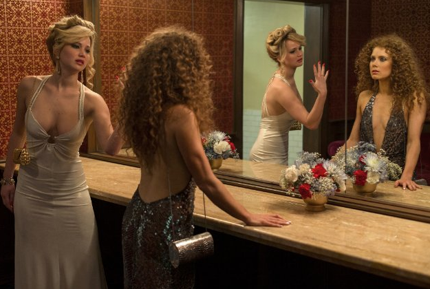 american hustle, fashion, costumes, amy adams, jennifer lawrence