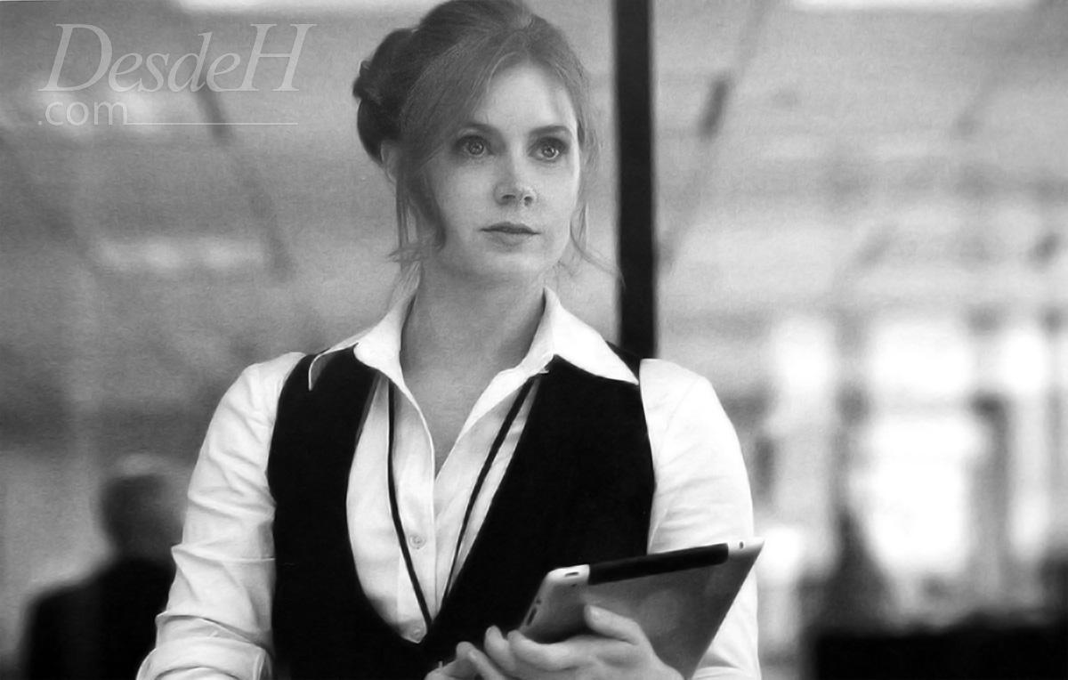 amy adams lois lane man of steel First Look at Amy Adams as Lois Lane from Man of Steel?