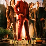 anchorman2poster 150x150 New Anchorman 2 Character Posters Show Ron and Crew Stomping Through Town