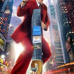 anchorman2rononline 150x150 New Anchorman 2 Character Posters Show Ron and Crew Stomping Through Town