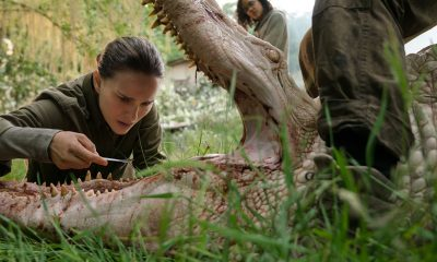 Annihilation stars Natalie Portman