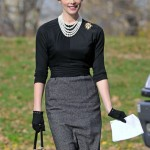 ashley greene pan am2 150x150 Ashley Greene Looking Lovely on the Pan Am Set