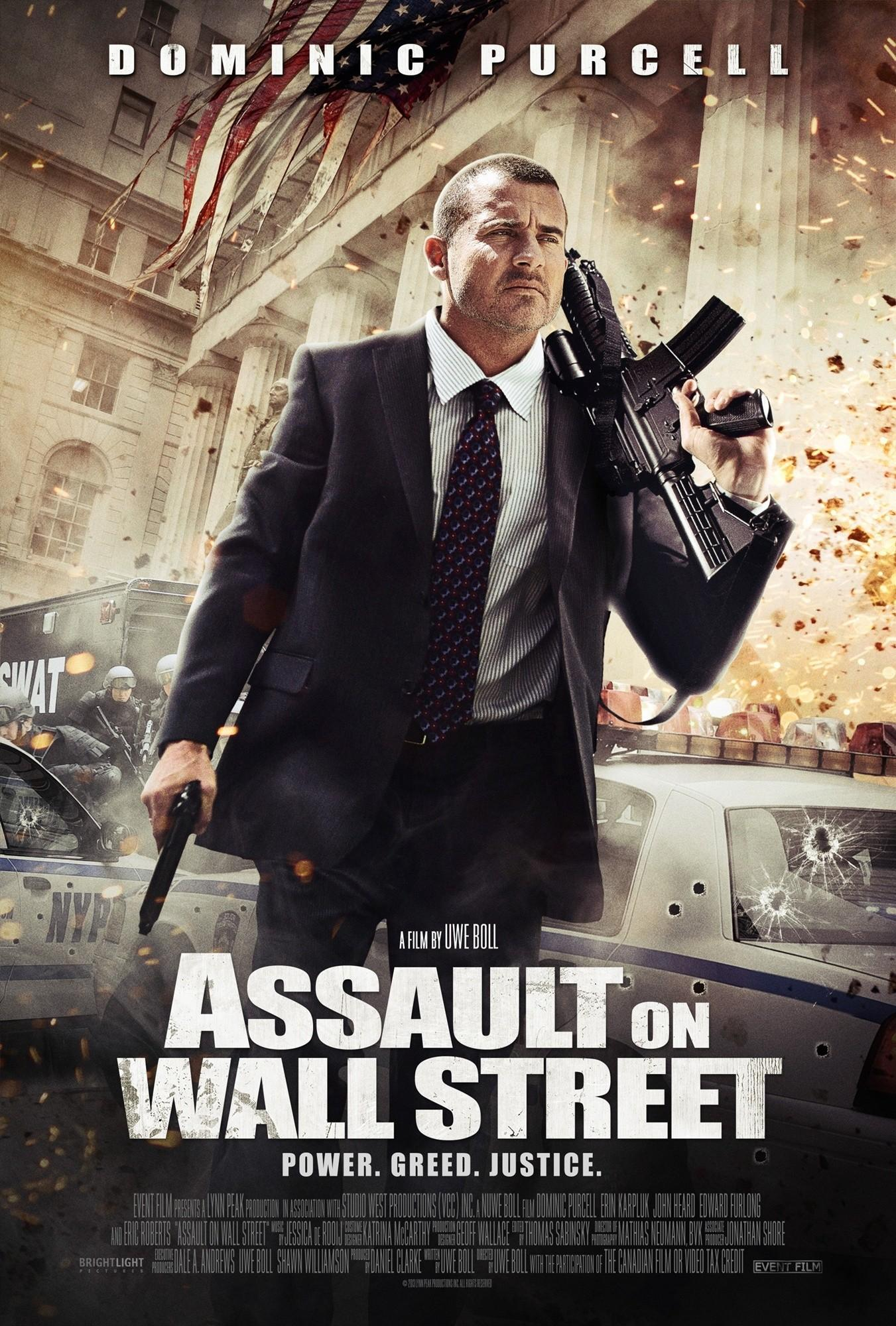 Assault on Wall Street (2013) Filme Online Gratis