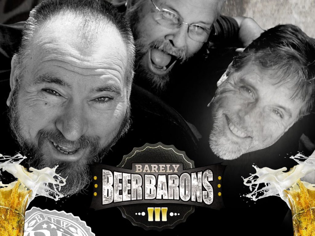 barely beer barons amazon