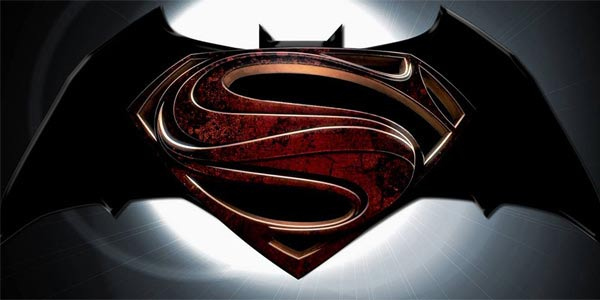 batman vs superman logo Batman Vs. Superman Taps Argos Oscar Winning Screenwriters