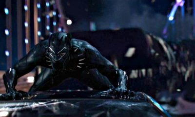 black panther featurette