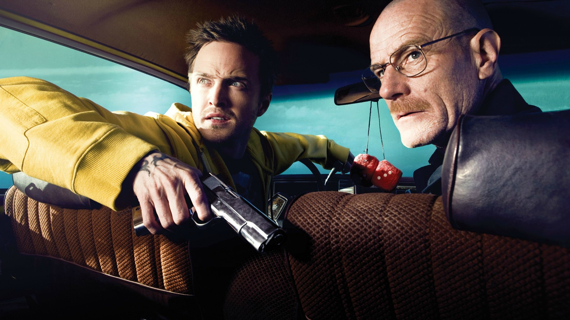 breaking bad Breaking Bads Vince Gilligan Nervous About Community Acting Debut