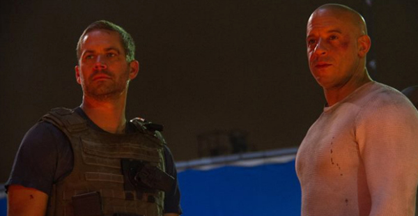 brian dom fast furious 7 Fast & Furious 7 Gets A New Release Date, Delayed Until April 2015