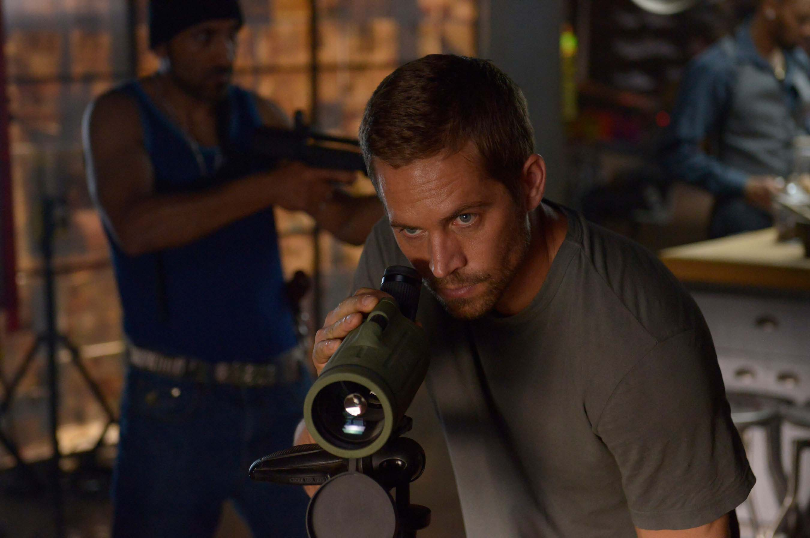 Paul Walker stars in Relativity Media's BRICK MANSIONS.