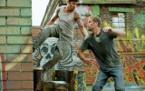 David Belle and Paul Walker star in Relativity Media's BRICK MANSIONS.