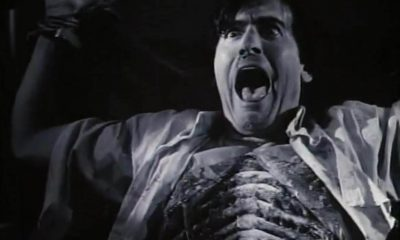 photo of bruce campbell in waxwork