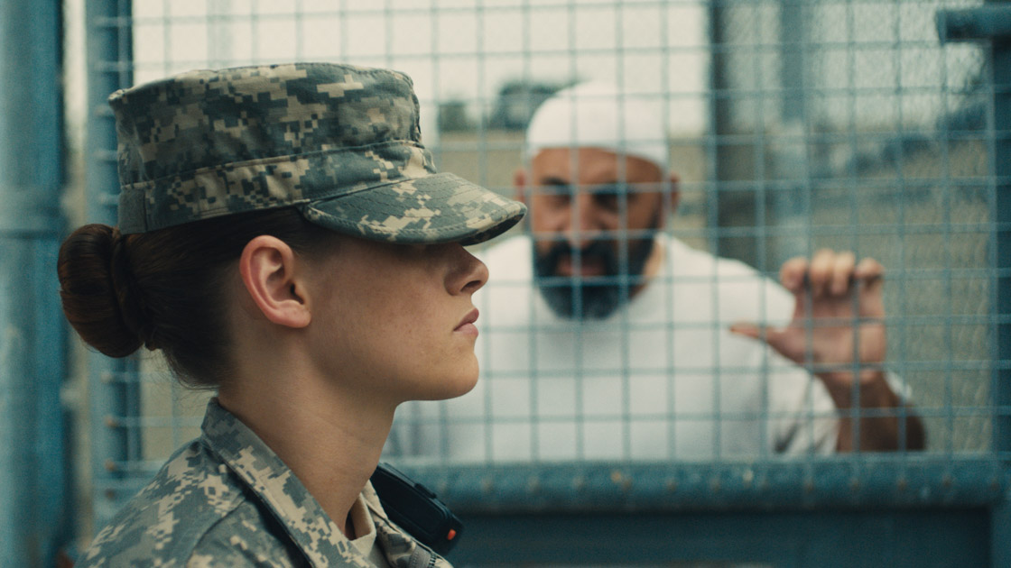 camp x ray Camp X Ray Movie Review