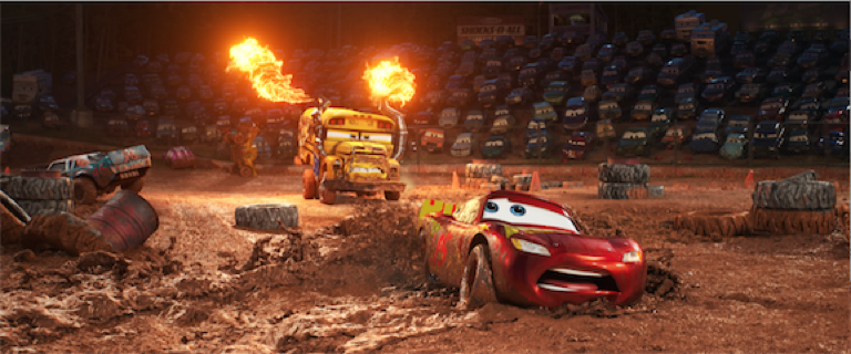 Lightning Mcqueen Defies Death In New Cars 3 Trailer