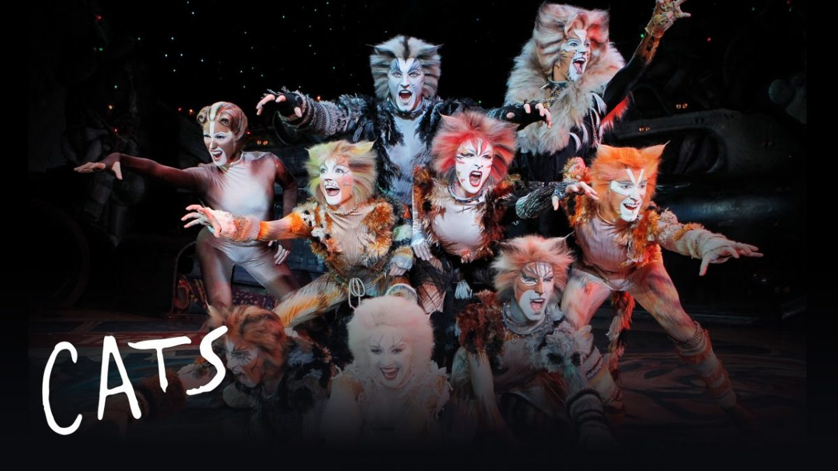 The First Official Trailer For 'Cats' Is Finally Here