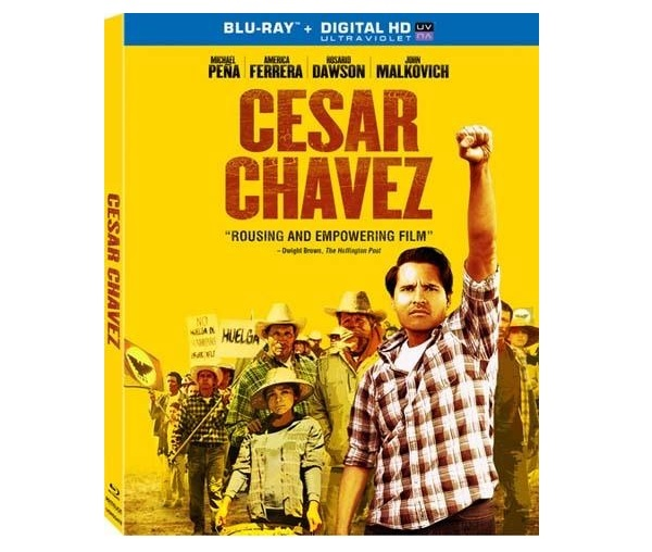 cesar chavez blu ray Exclusive: Clip from Cesar Chavez Discusses Importance of Film