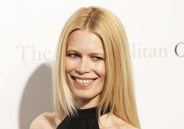 claudia1 Supermodel Claudia Schiffer reveals she turned down real life Indecent Proposal