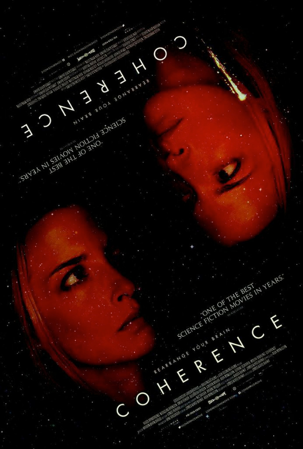 coherence poster.jpg Coherence Gets A New Trailer